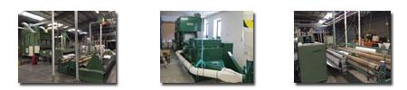 Machines textiles fabrication de poufs, poires et coussins pour chiens