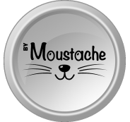 By Moustache