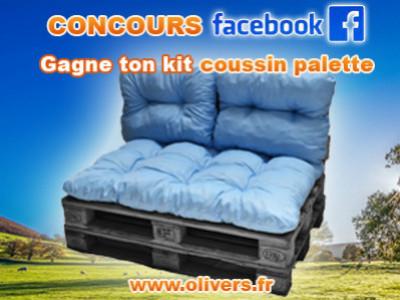 Concours Facebook coussin palette